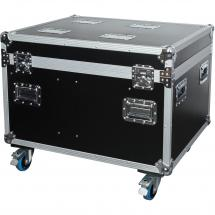 DAP D7052 flight case for 4x Phantom 130/3R Hybrid/3R Beam