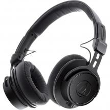Audio Technica ATH-M60x studio headphones, black