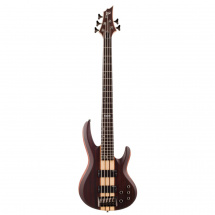 (B-Ware) ESP LTD B-5E Natural Satin E-Bass, Natural Satin (Ebony), 5-saitig