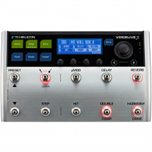 (B-Ware) TC Helicon VoiceLive 3 Multieffekt
