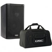 QSC K10.2 active speaker with free tote bag