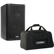 QSC K12.2 active speaker with free tote bag