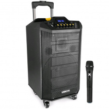 (B-Ware) Vonyx VPS10 portable sound set