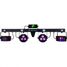 (B-Ware) JB systems Party Bar  MultiFX Lichtset