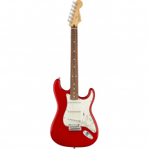 Fender Player Stratocaster Sonic Red PF
