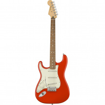 Fender Player Stratocaster LH Sonic Red PF