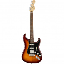 Fender Player Stratocaster HSS Plus Top Tobacco Burst PF
