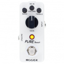 (B-Ware) Mooer Pure Boost Clean Booster