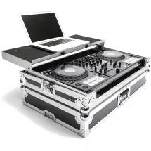 Magma DJ Controller Workstation flight case for Pioneer DDJ-1000