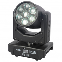 (B-Ware) Showtec Shark Zoom Wash One RGBW LED Moving Head