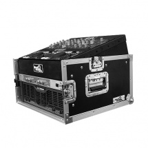 (B-Ware) Road Ready RRM4U DJ-Flightcase