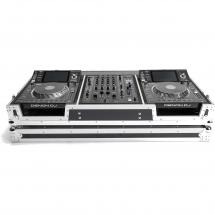 Magma DJ Controller Case for Denon X-1800 (x1) and SC-5000 Prime (x2)