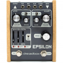 Dreadbox Epsilon Limited Edition distortion / filter pedal