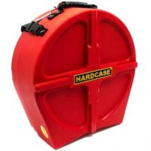 Hardcase HNP14S-R Red snare drum case, 14-inch