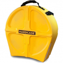 Hardcase HNP14S-Y Yellow snare drum case, 14-inch