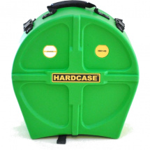 Hardcase HNP14S-LG Light Green snare drum case, 14-inch