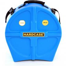 Hardcase HNP14S-LB Light Blue snare drum case, 14-inch