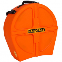 Hardcase HNP14S-O Orange snare drum case, 14-inch