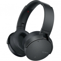Sony MDR-XB950N1 wireless headphones with ANC, black