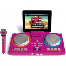 iDance PARTY SYSTEM XD101 DJ controller for kids