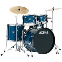 Tama RM52KH6C-HLB Rhythm Mate Hairline Blue 5-piece drum kit