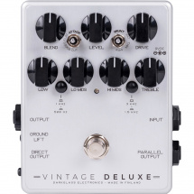 Darkglass Vintage Deluxe V3 bass overdrive & preamp