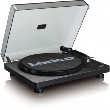 (B-Ware) Lenco L-30 Black USB record player