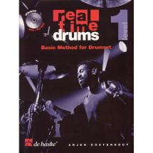 De Haske Real Time Drums 1 inkl. CD