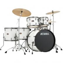 Tama IP62H6N-BSGW Imperialstar Sugar White 6-piece drum kit