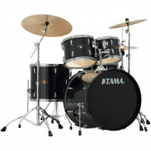 Tama IP52KH6N-HBK Imperialstar Hairline Black drum kit