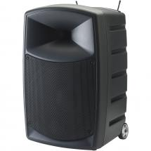Audiophony CR25A-COMBO portable battery-powered speaker, 12-inch, 250 W