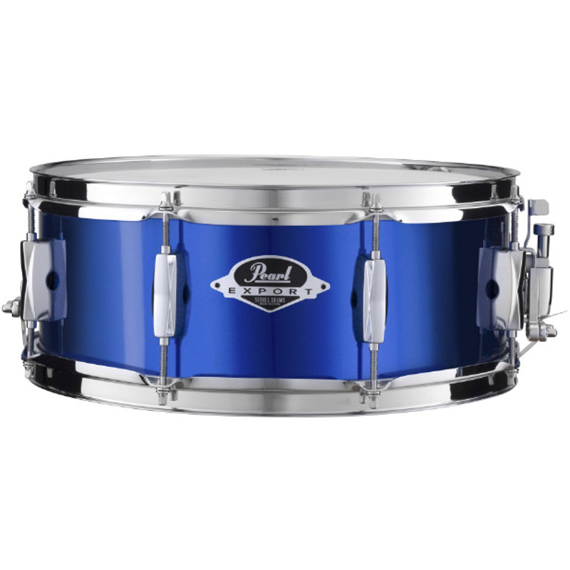 Pearl EXX1350S|C717 Export snare drum, 13 x 5 inch, High Voltage Blue