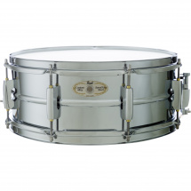 Pearl LMSS1455 Limited SensiTone snare drum, 14 x 5.5-inch, chrome