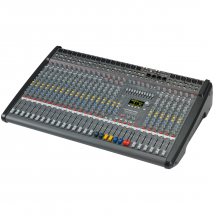 Dynacord Powermate 2200-3 22-channel power mixer