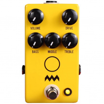 JHS Pedals Charlie Brown V4 overdrive/distortion effects pedal