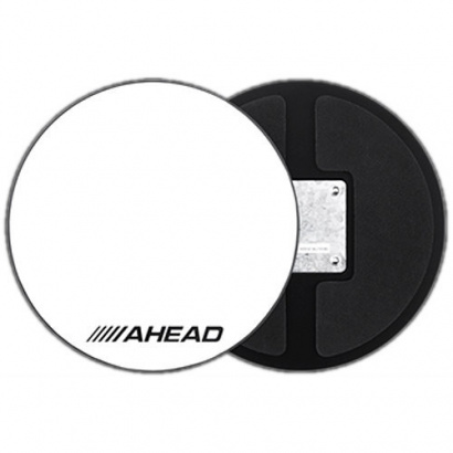 (B-Ware) Ahead AHPKZ Marching Übungspad mit Snare-Sound, 10 Zoll