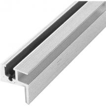 Penn Elcom 6060 aluminium rack extrusions with sliding system - 2 m