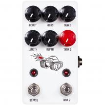 JHS Pedals Spring Tank reverb effects pedal
