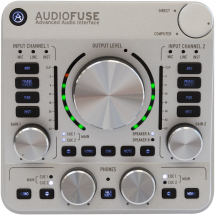 (B-Ware) Arturia AudioFuse Classic Silver Audio-Interface