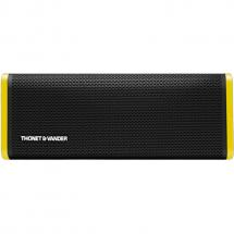 Thonet & Vander Frei mobile Bluetooth speaker, black/yellow
