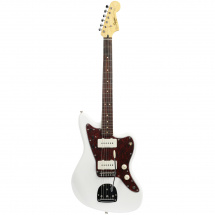 Squier Vintage Modified Jazzmaster Olympic White Olympic weiß RW
