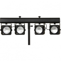 (B-Ware) JB systems COB-4BAR mobiles Licht-Set