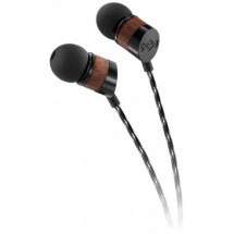 (B-Ware) House of Marley Uplift Midnight MKII In-Ear-Kopfhörer mit Mikrofon