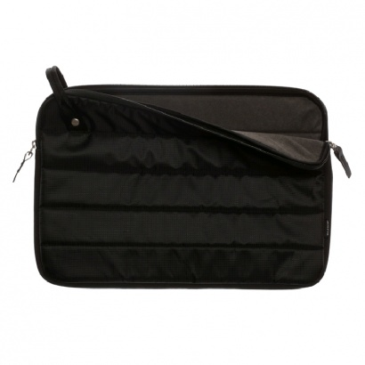 Mono Civilian Loop Laptop Sleeve 13 Zoll, schwarz