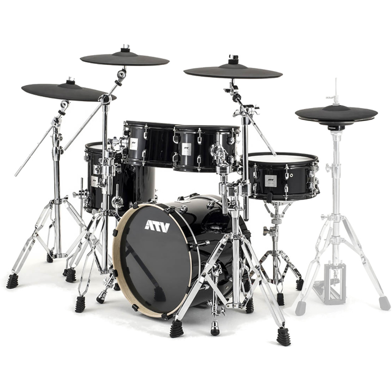 ATV aDrums Expanded Set electronic drum kit