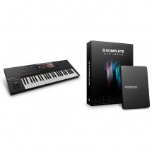 Native Instruments S49 mk2 + Komplete 11 Ultimate upg. Select