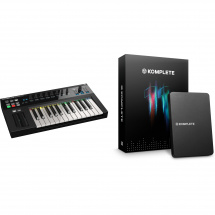 Native Instruments Komplete Kontrol S25 + Komplete 11 upgrade Select