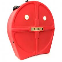 Hardcase HNP9CYM22-R Red 22-inch cymbal case