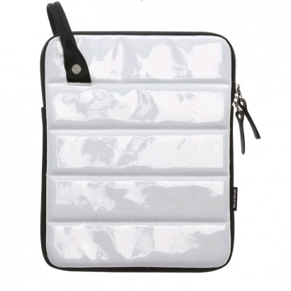 Mono Civilian Loop iPad Sleeve, weiß