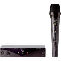 (B-Ware) AKG WMS45 Perception Wireless Vocal Set (Band D, 863 - 865 MHz)/Funkmikrofonset
